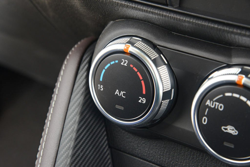 Mazda2 AC Controls