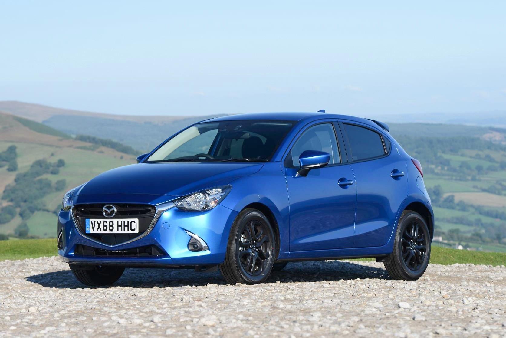 Mazda2 Blue