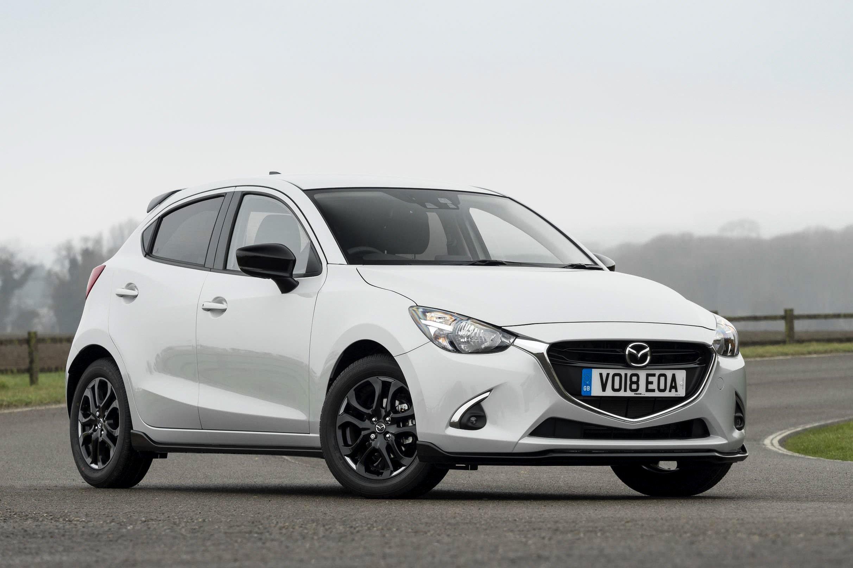Mazda2 White
