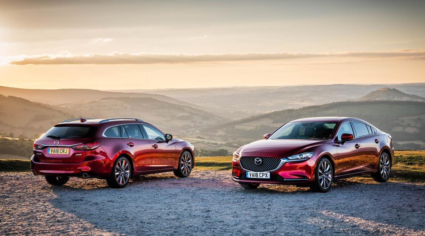 Mazda6 line up