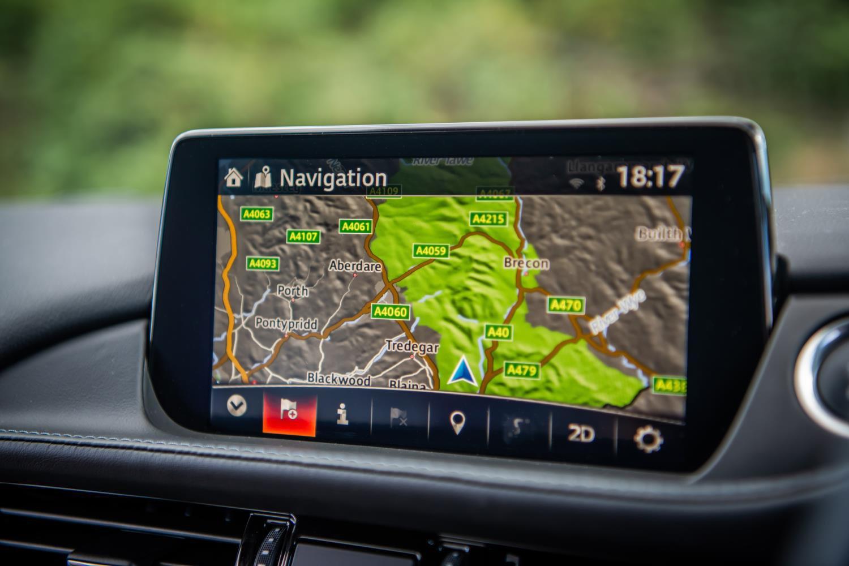 Mazda6 Navigation