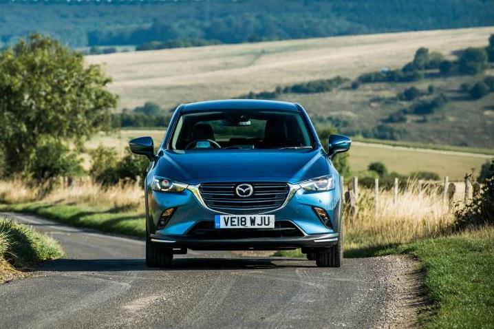 Mazda CX-3 countryside