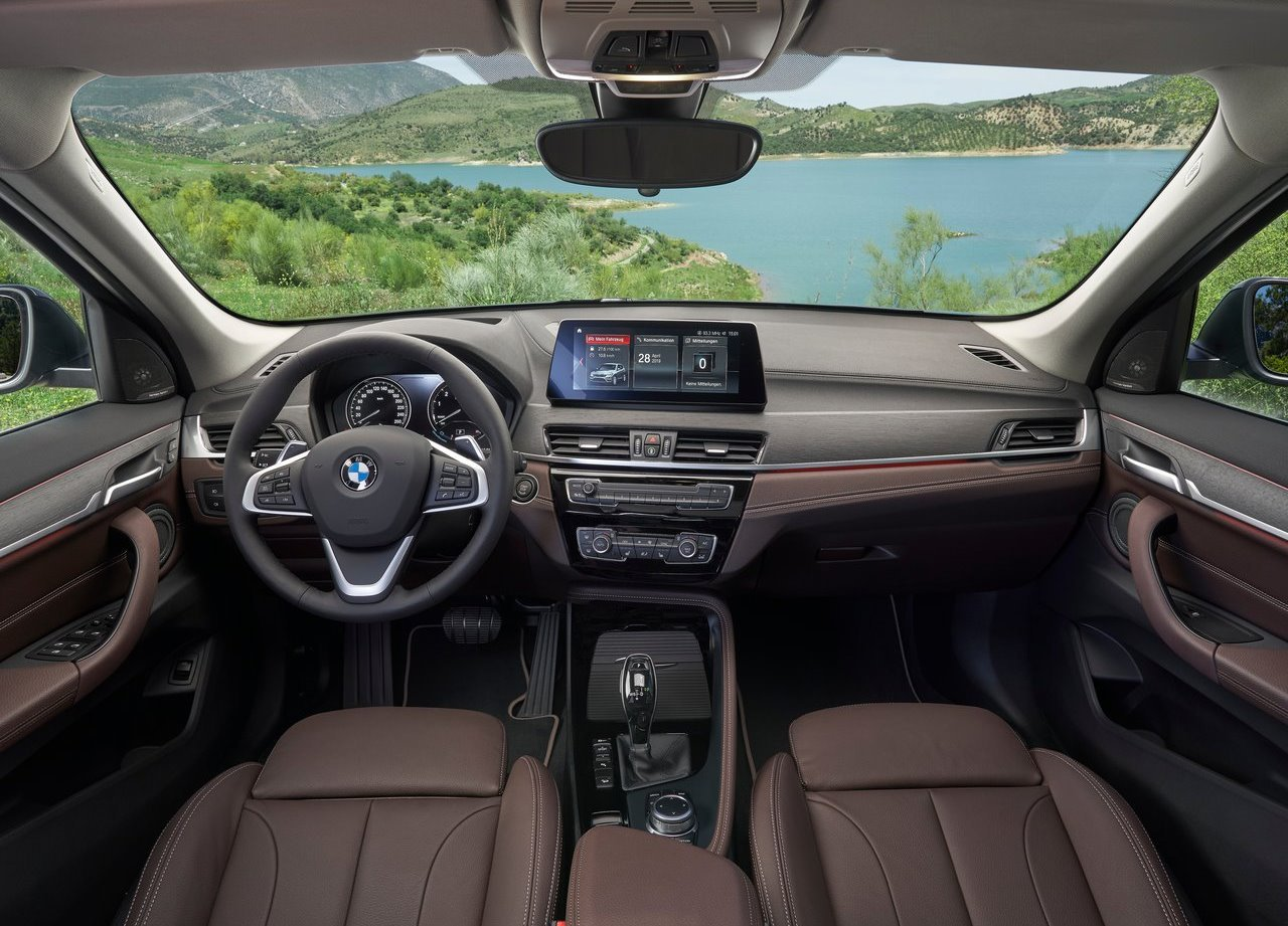 BMW X1 Dashboard
