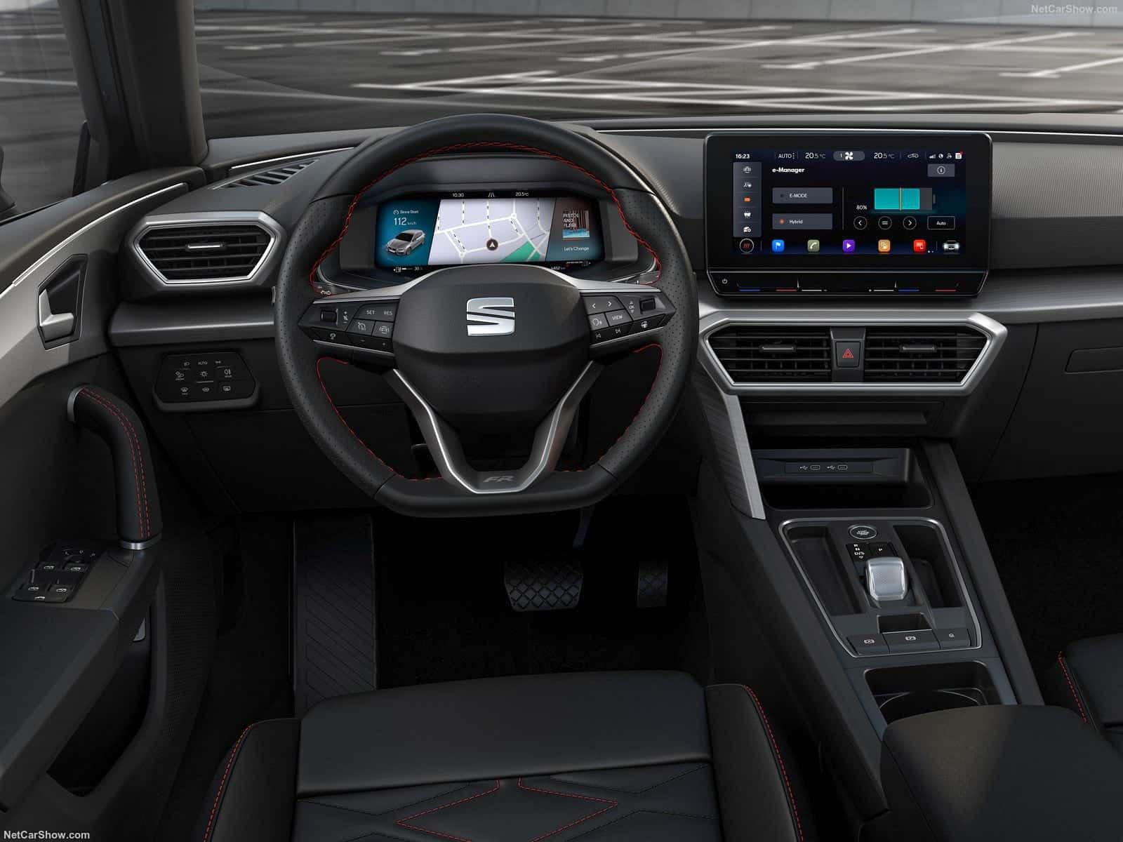 2020 Leon Dashboard