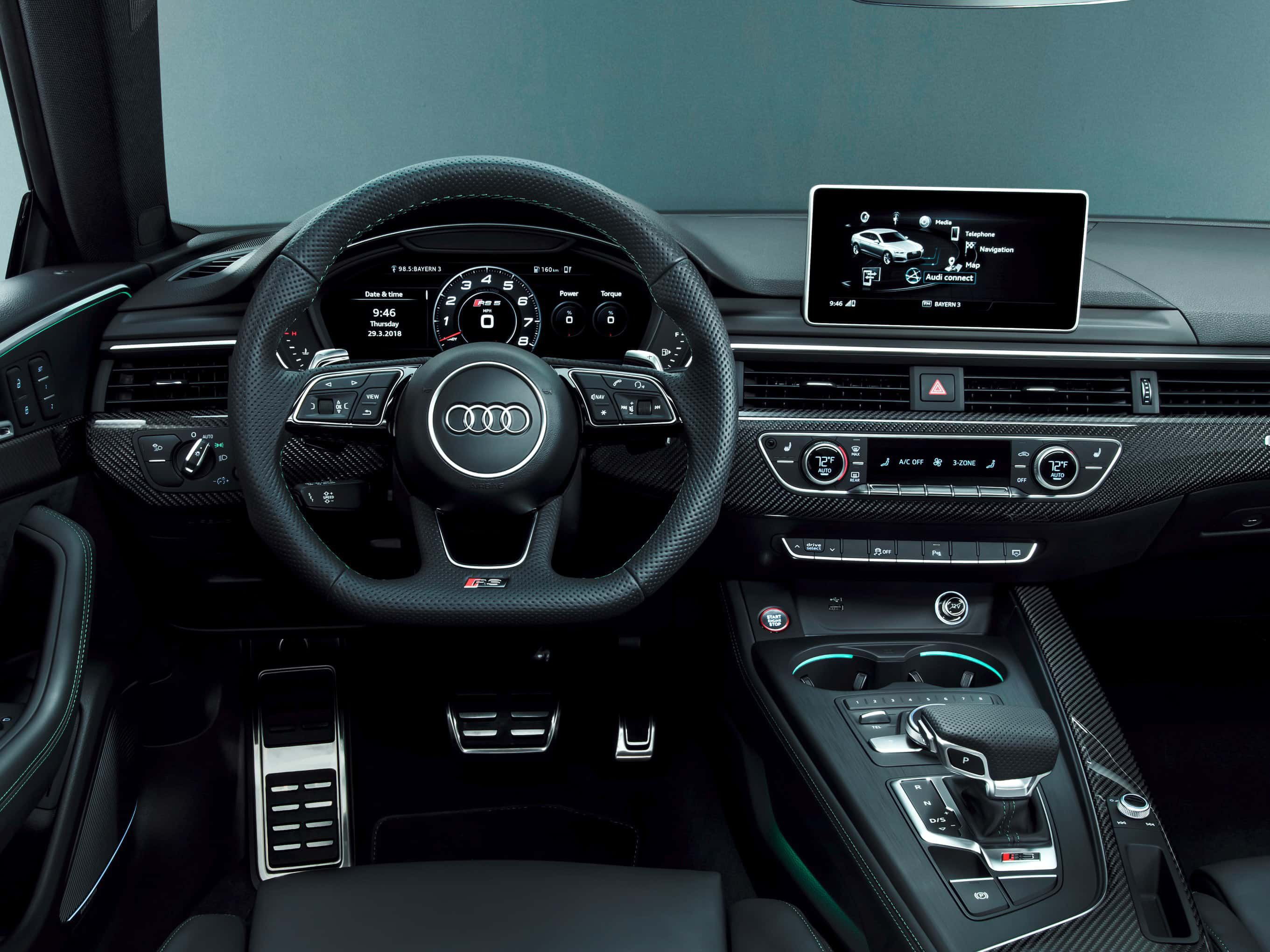 RS5 Dashboard