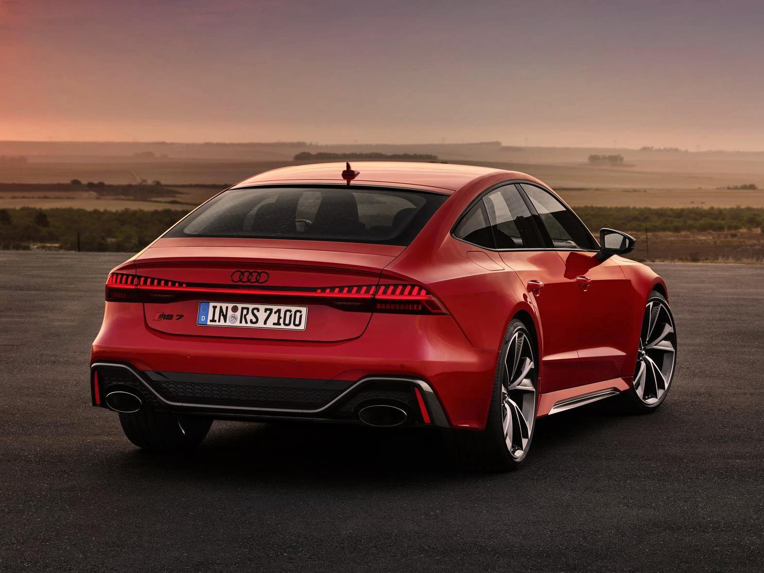 2020 Audi RS 7 Sportback