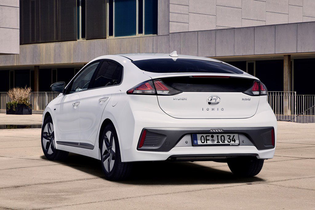 2020 Hyundai Ionic