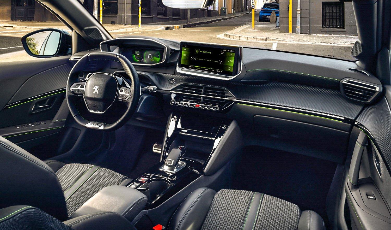 2020 Peugeot 208 and e-208