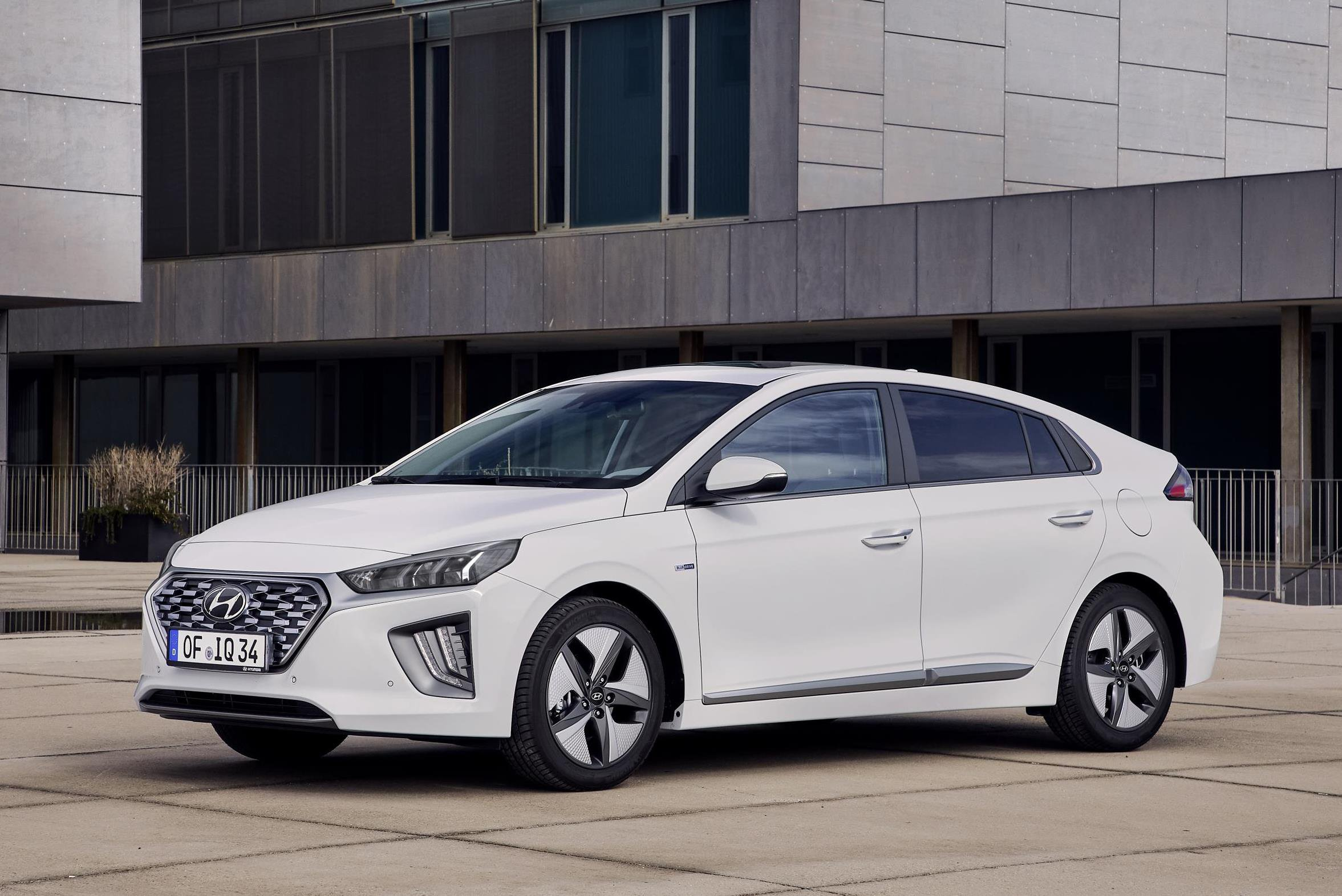 2019 Hyundai IONIQ range updated