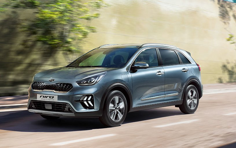 2019 KIA Niro upgraded