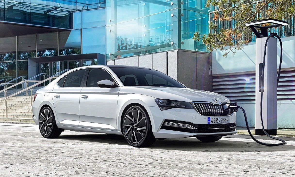 2019 Skoda Superb iV PHEV