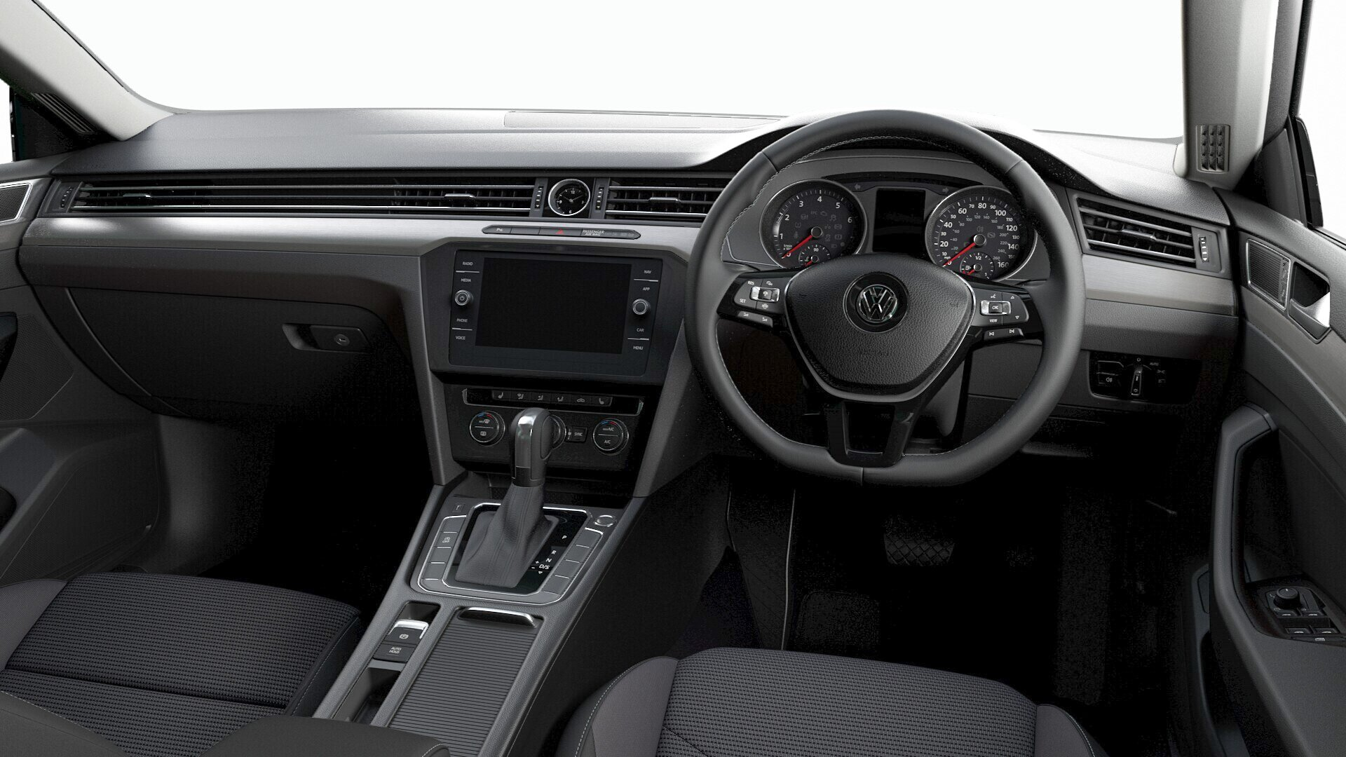 VW Arteon Dashboard