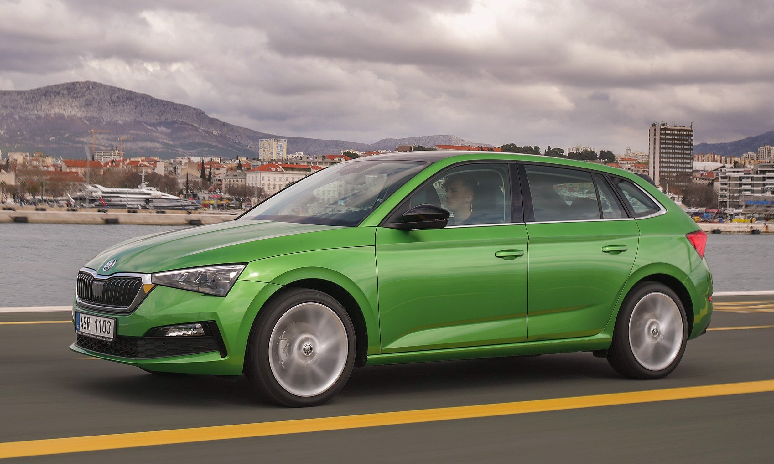 The Skoda Scala replaces the slow-selling Rapid Spaceback launched in 2014.