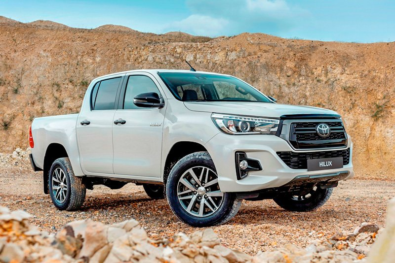 Toyota will take the wraps off a revised top-of-the range version of its legendary Hilux pick-up at the Commercial Vehicle Show at the NEC, Birmingham, on 30 April