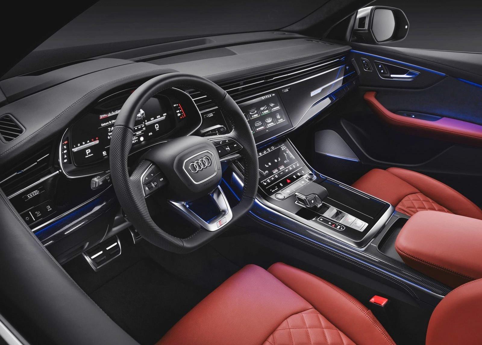 Audi SQ8 SUV