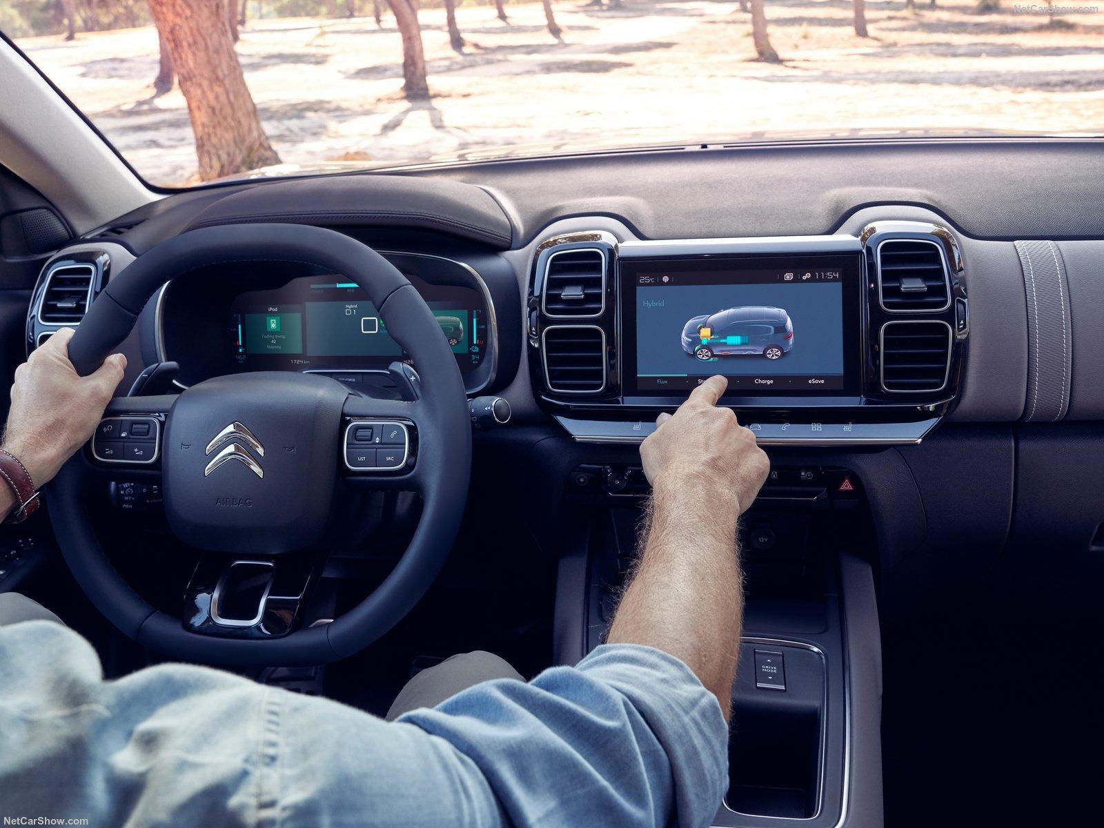 C3 Phev Driving Mode.