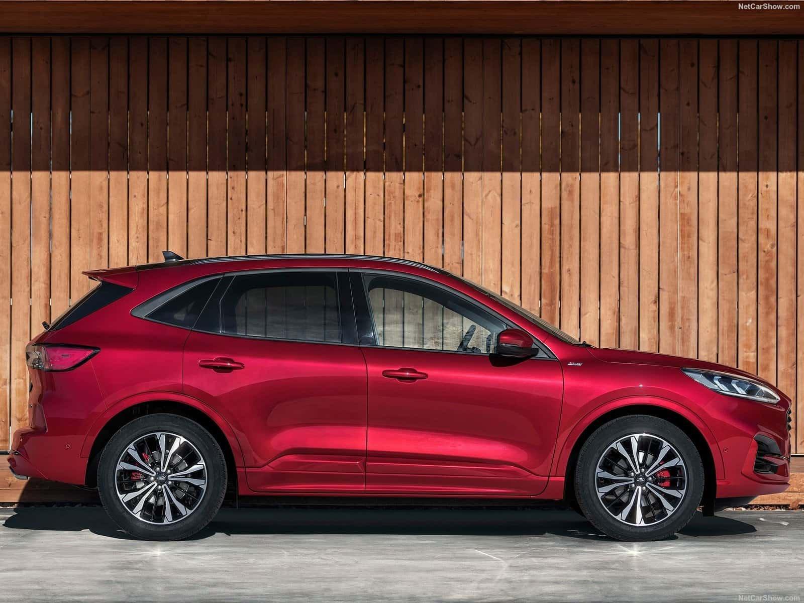 Ford Kuga Profile