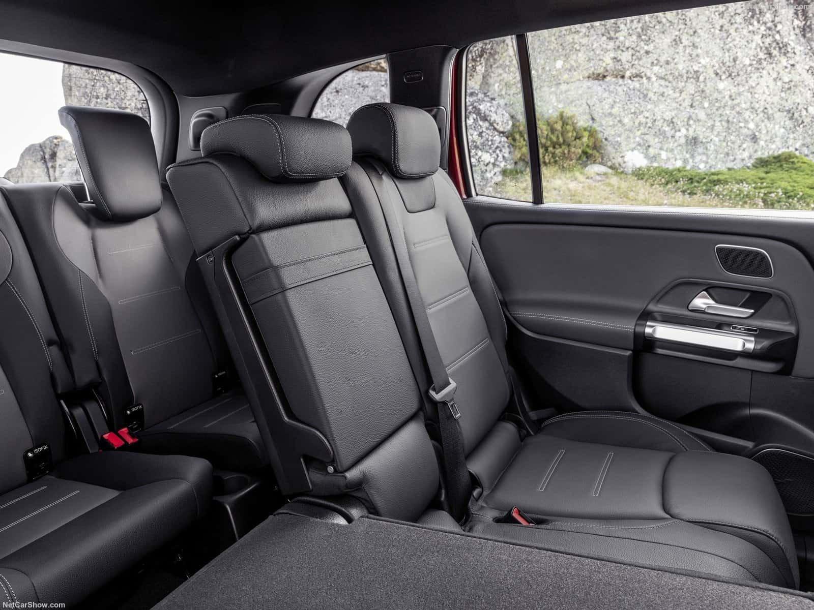 GLB AMG Rear Seats