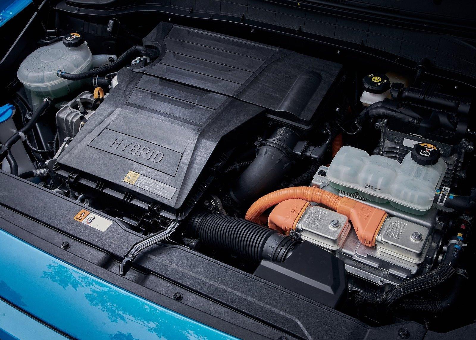New Hyundai Kona Hybrid