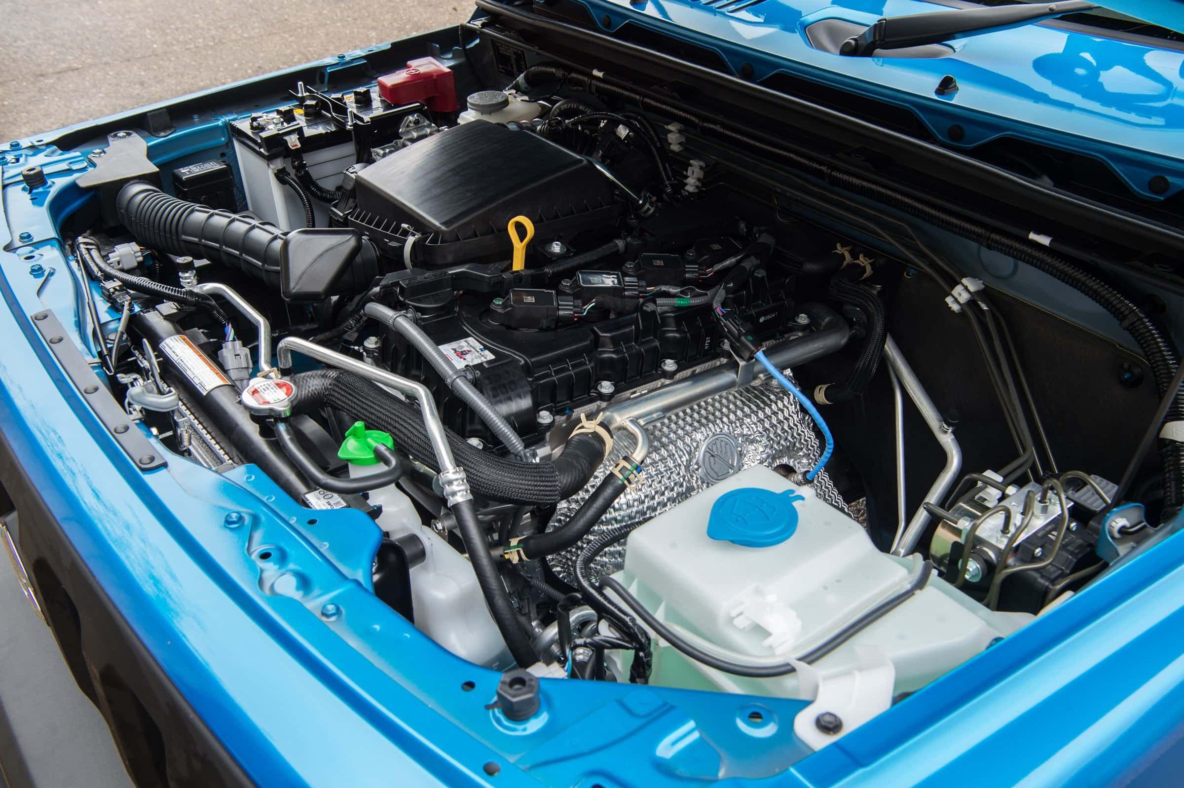 Jimny Engine
