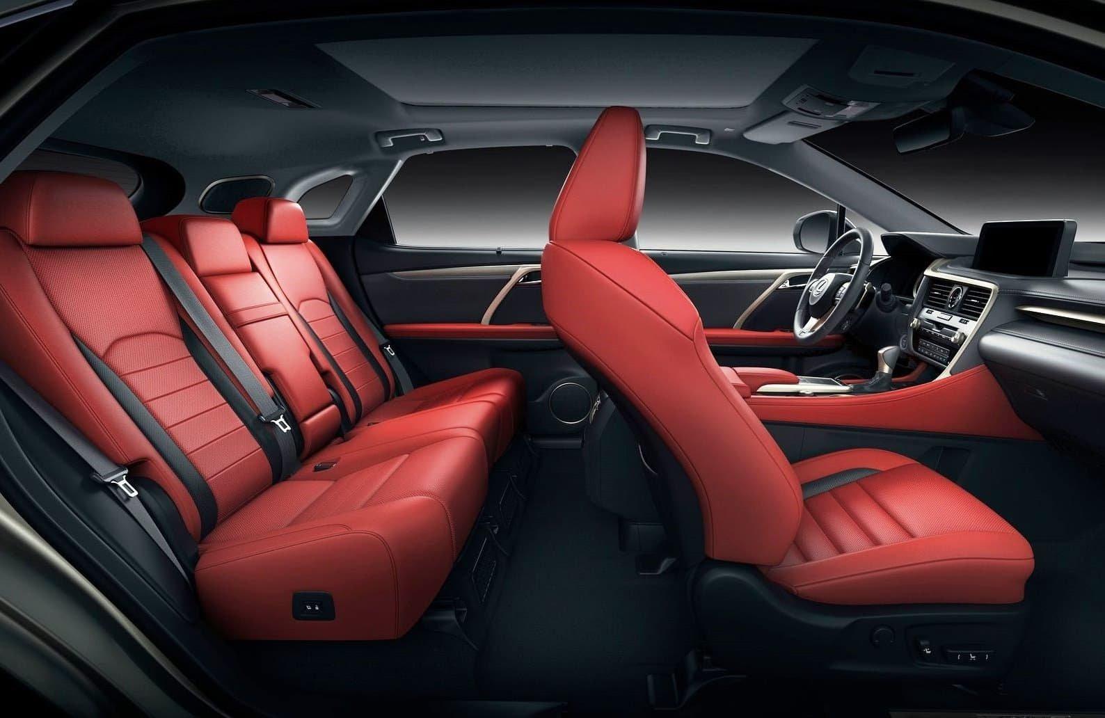 Lexus RX Seats