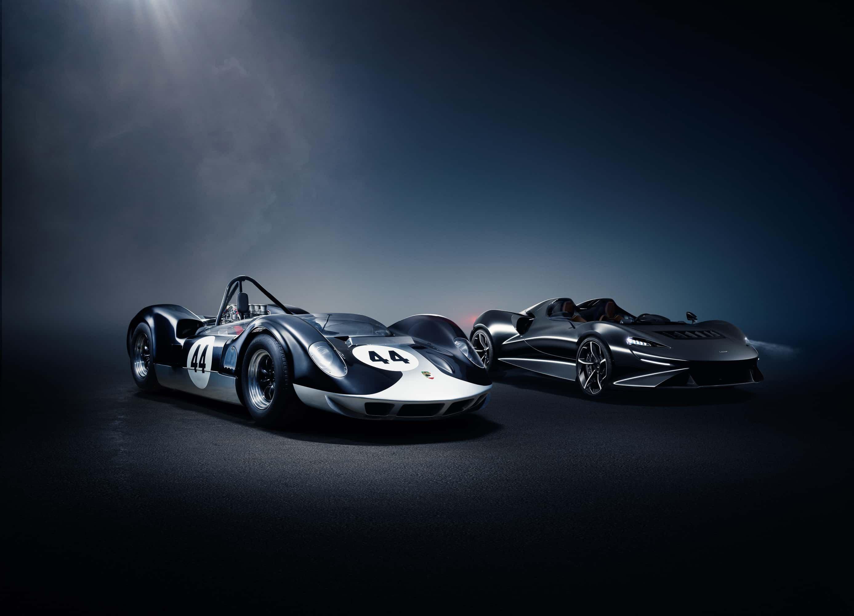 Elva race car