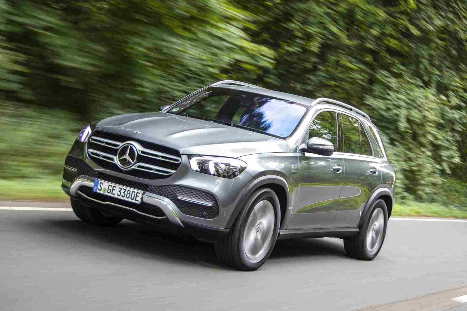 Mercedes-Benz GLE350de 4Matic