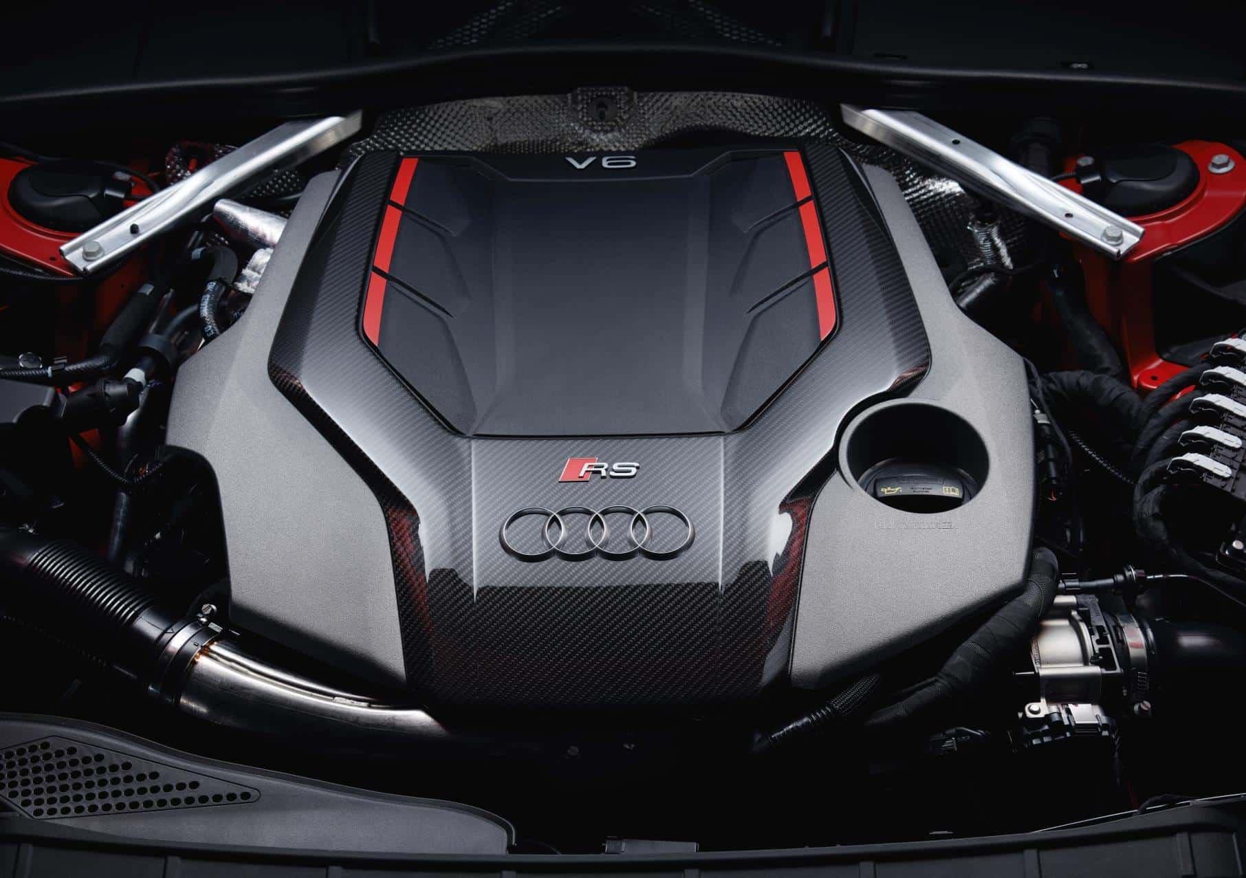RS4 V8