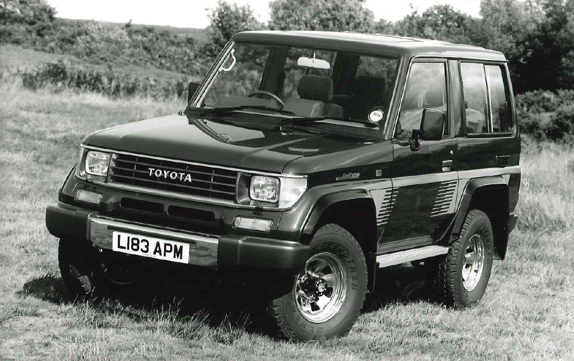 1990's Toyota Land Cruiser