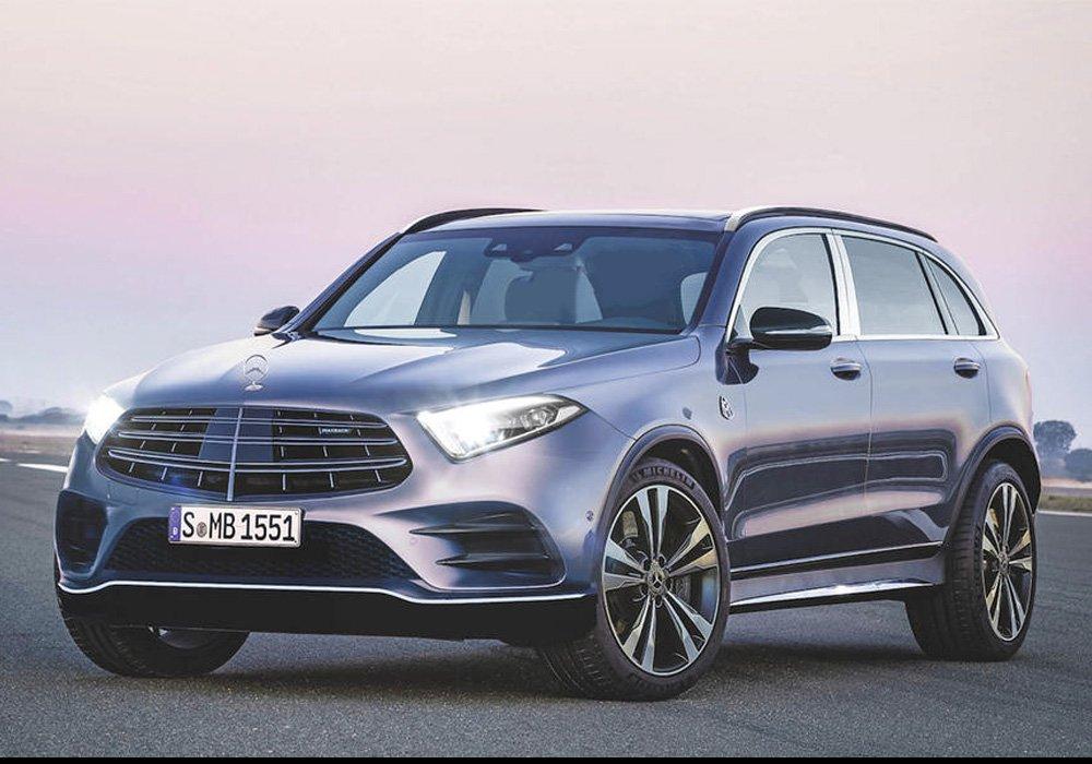 Mercedes-Maybach GLS Concept