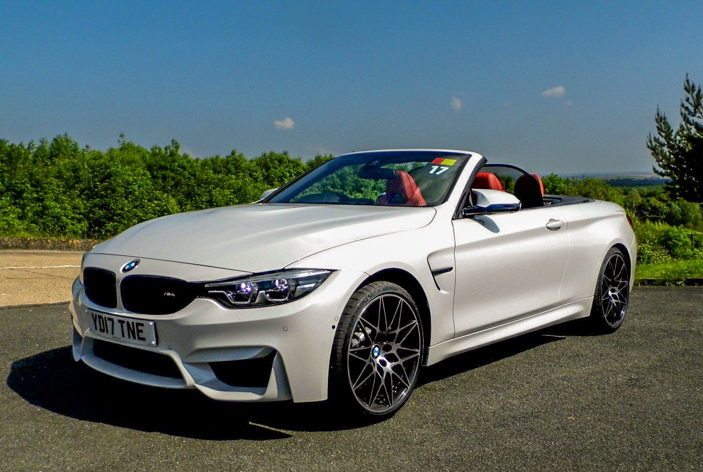 BMW M4 Convertible Competition Pack: Road Test | Leasing ...