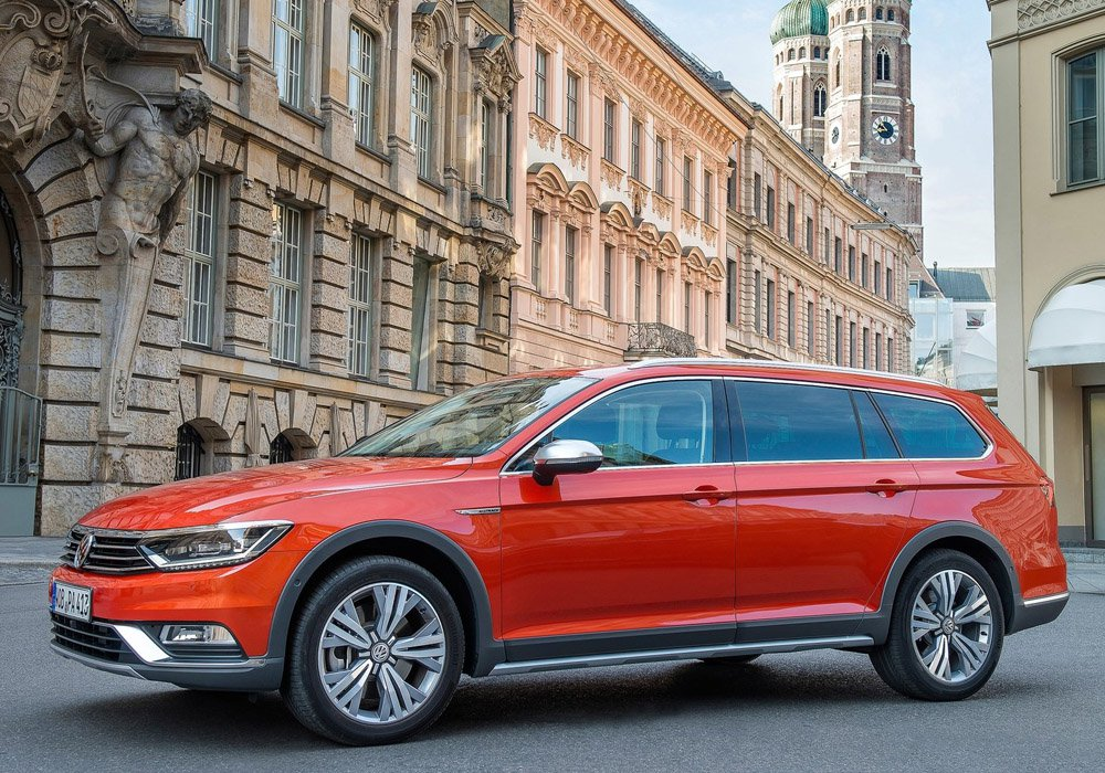 Volkswagen Passat Estate