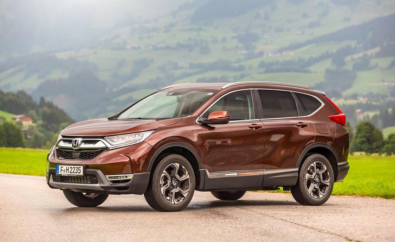 Honda CR-V Side
