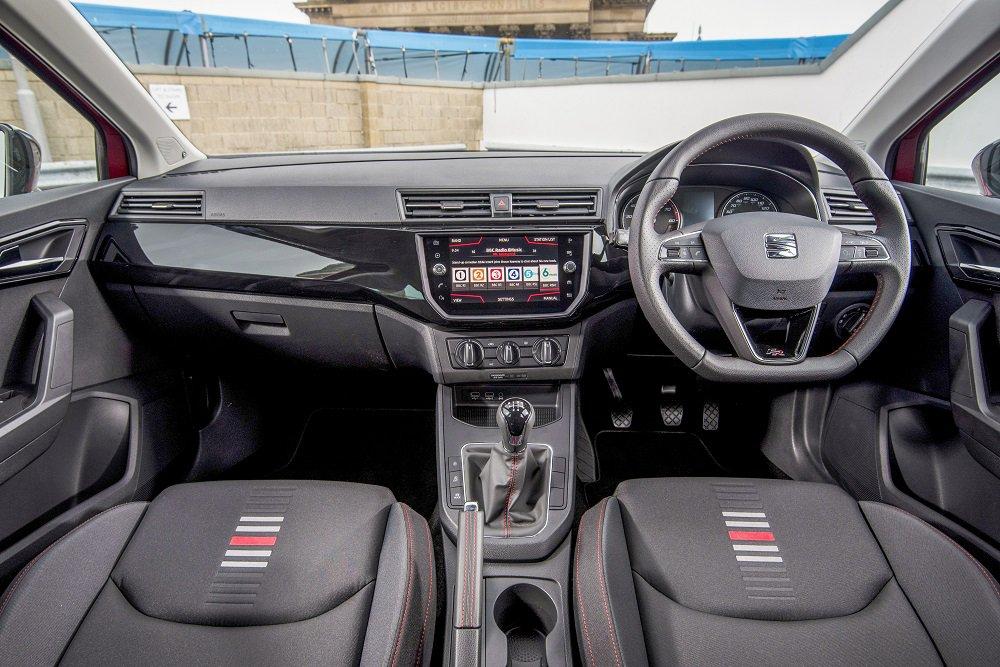 SEAT Ibiza Dash