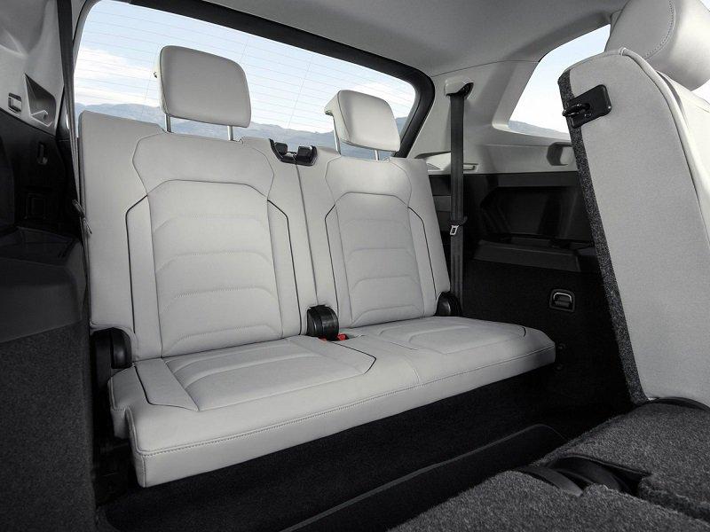 Rear Seats VW Tiguan Allspace 7-Seater