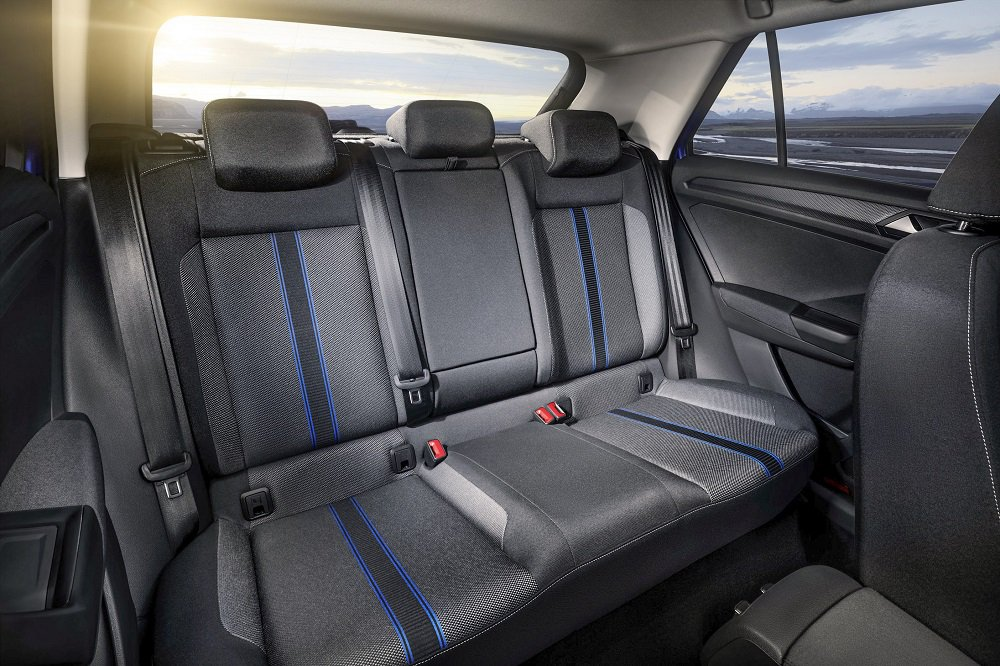 Volkswagen T-Roc Rear Seats