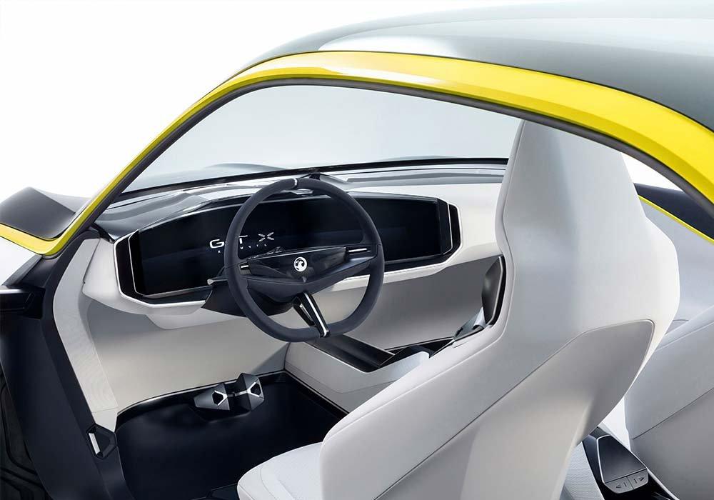 Vauxhall GT X Experimental