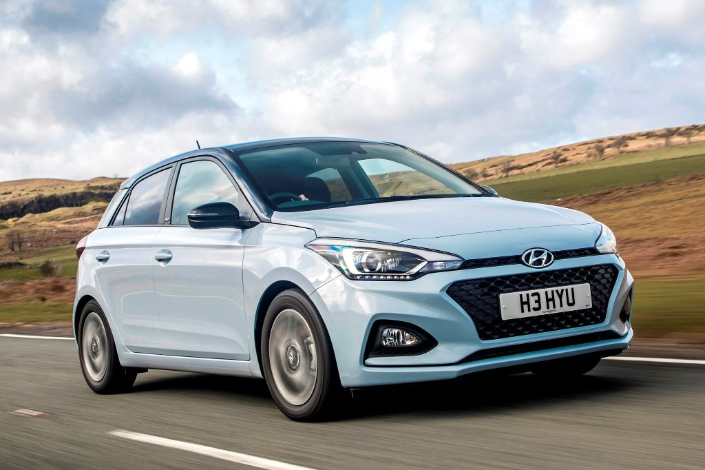 Hyundai i20 dynamic