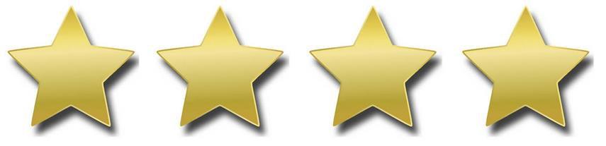 Hyundai i20 four stars