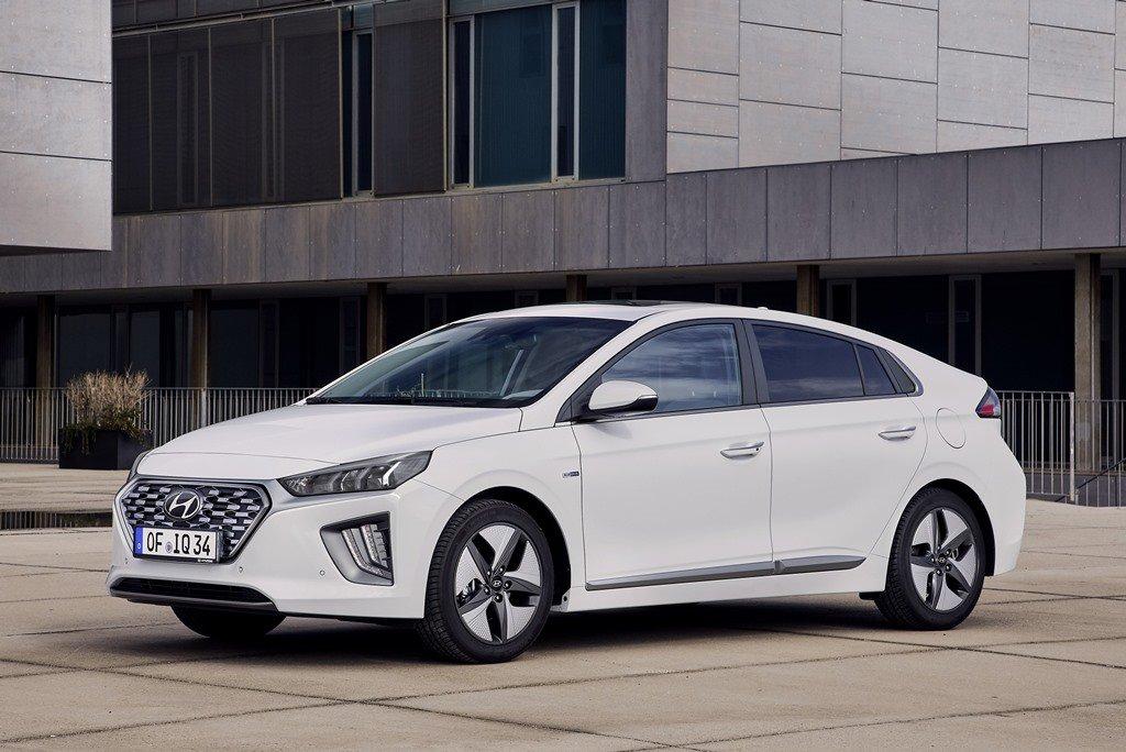 2019 Hyundai Ioniq Hybrid