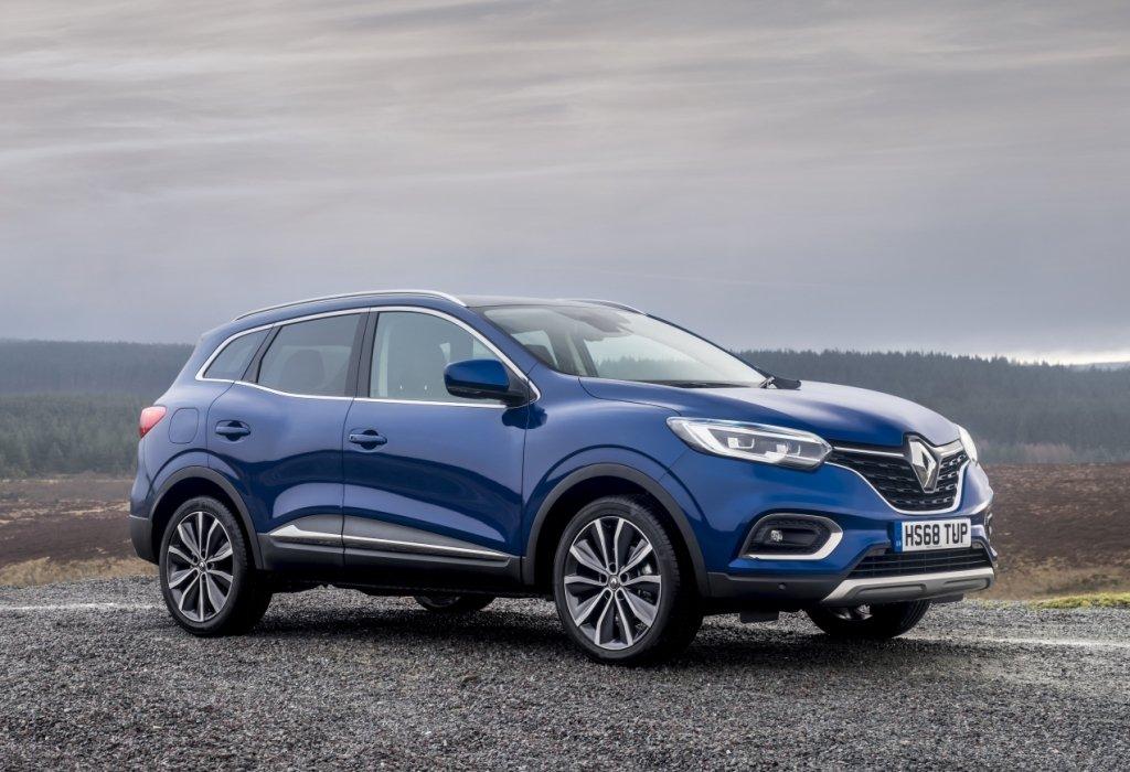 2019 Renault Kadjar S Edition exterior
