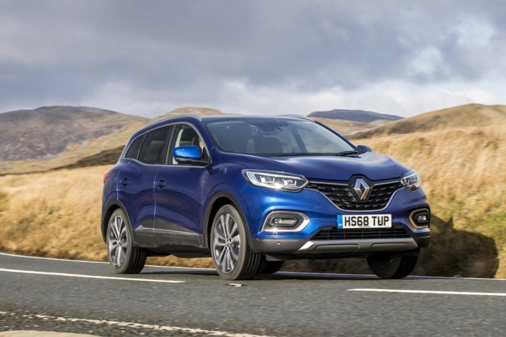 2019 Renault Kadjar S Edition dynamic