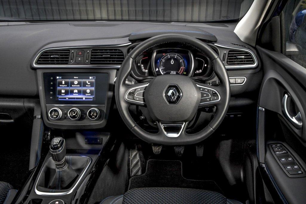 2019 Renault Kadjar S Edition interior