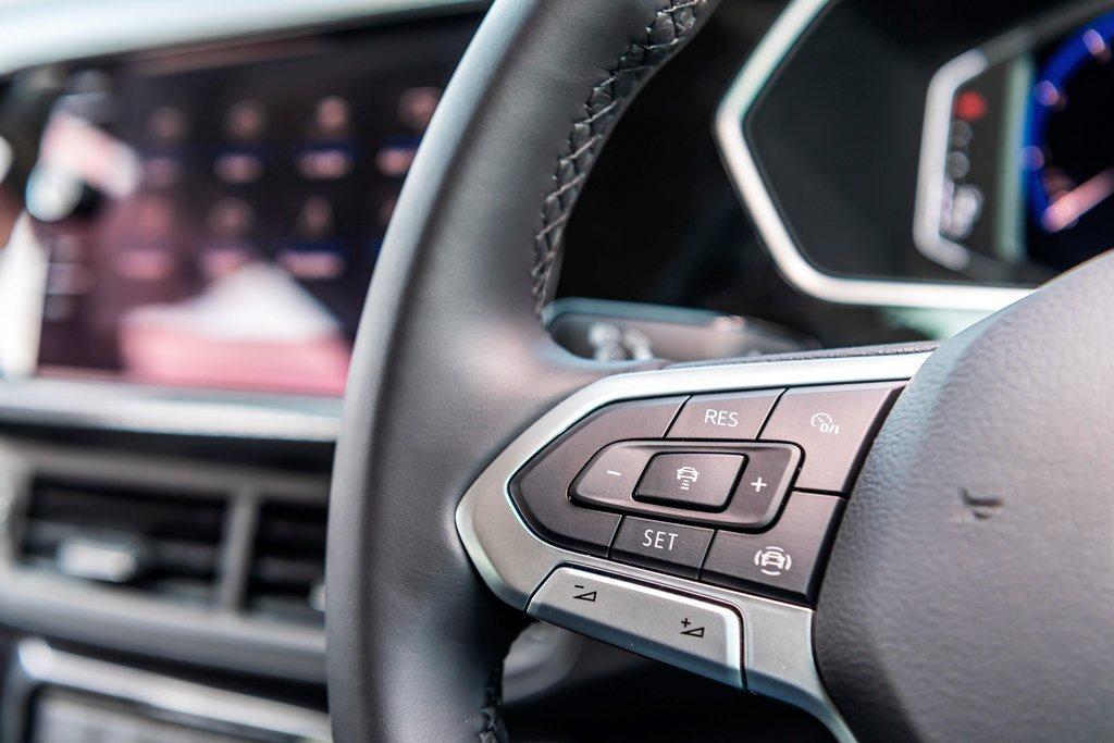 2019 Volkswagen T-Cross compact SUV