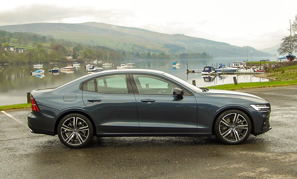 Volvo S60: Like sitting down for lunch with an old friend