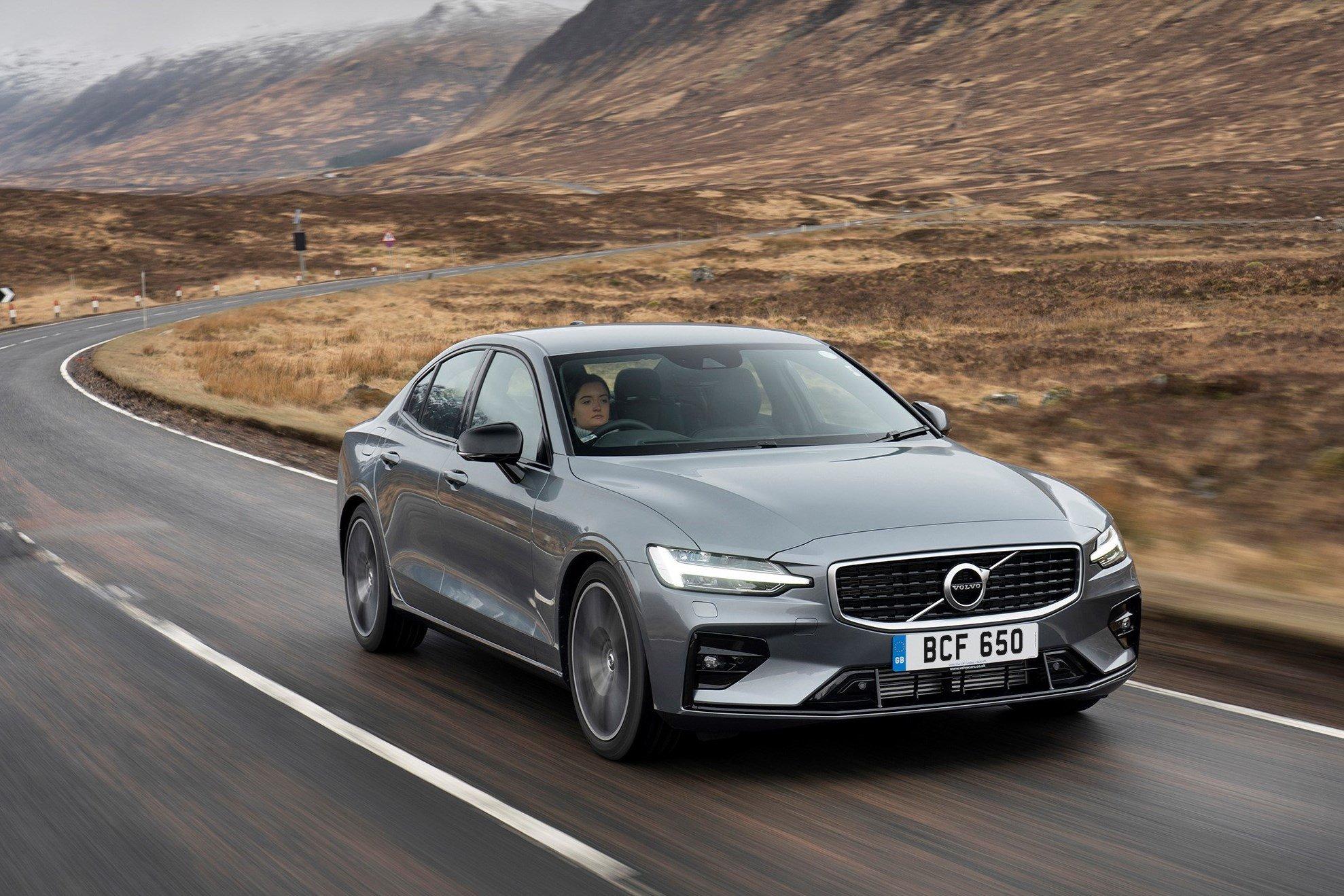 2019 Volvo S60 dynamic