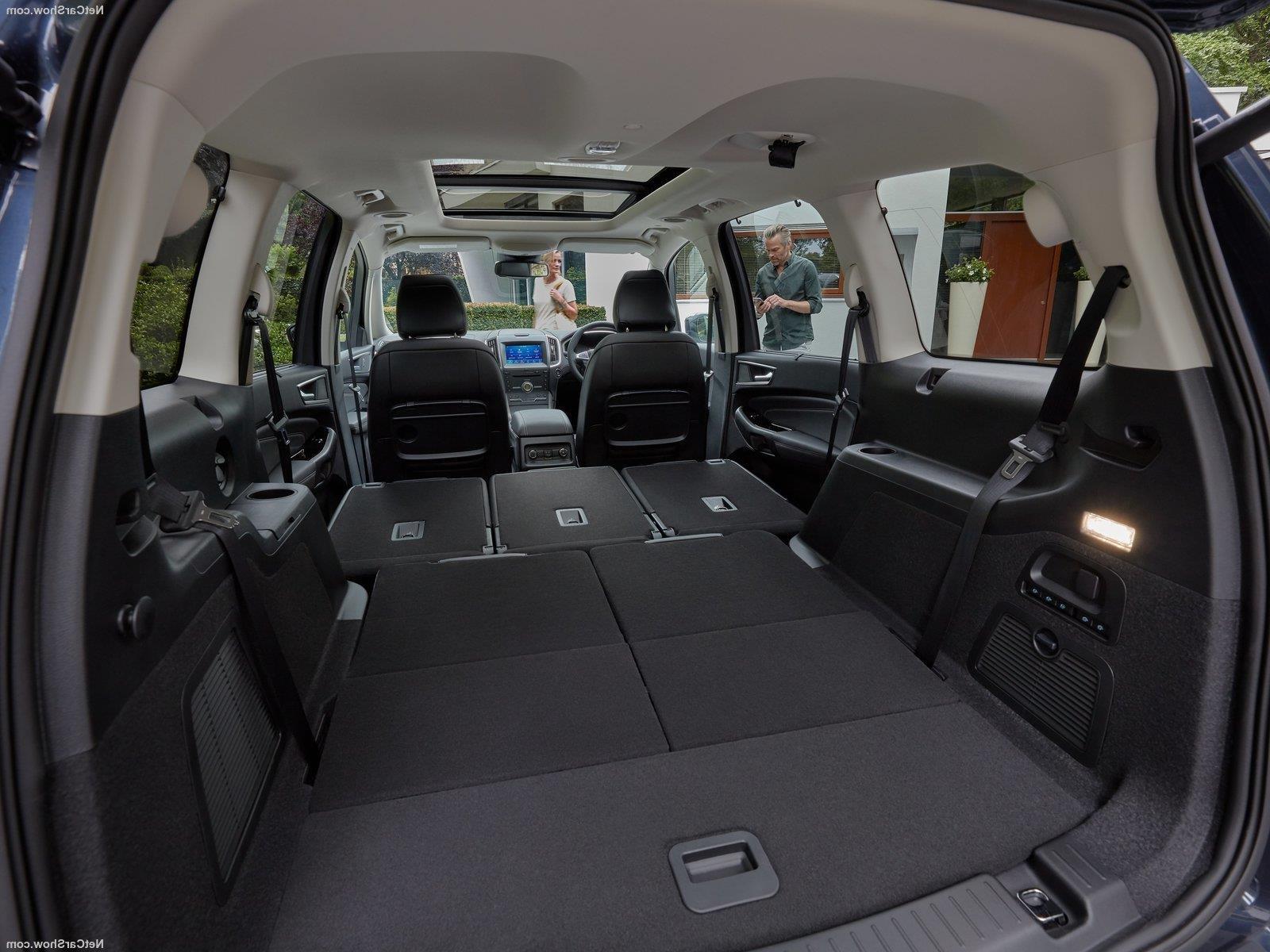 2020 Ford Galaxy