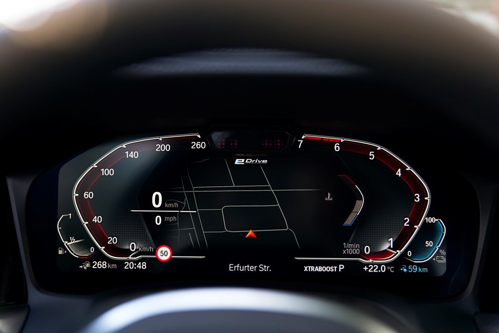 BMW 330e plug-in hybrid