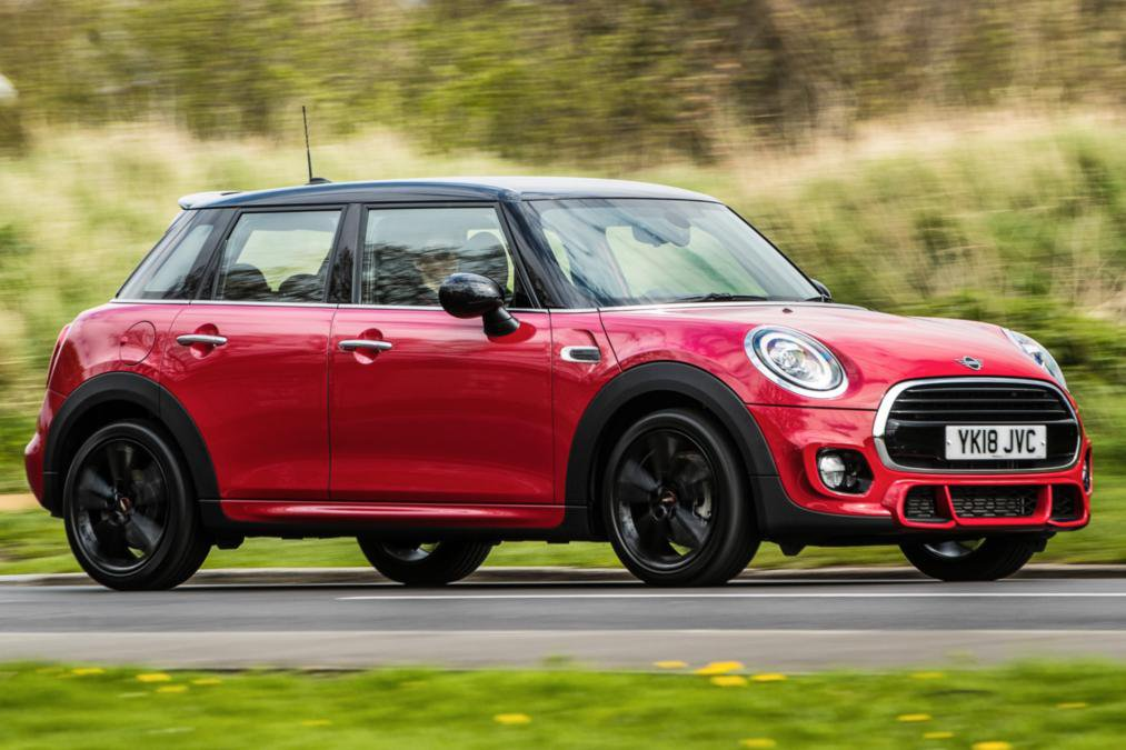 MINI Cooper five-door