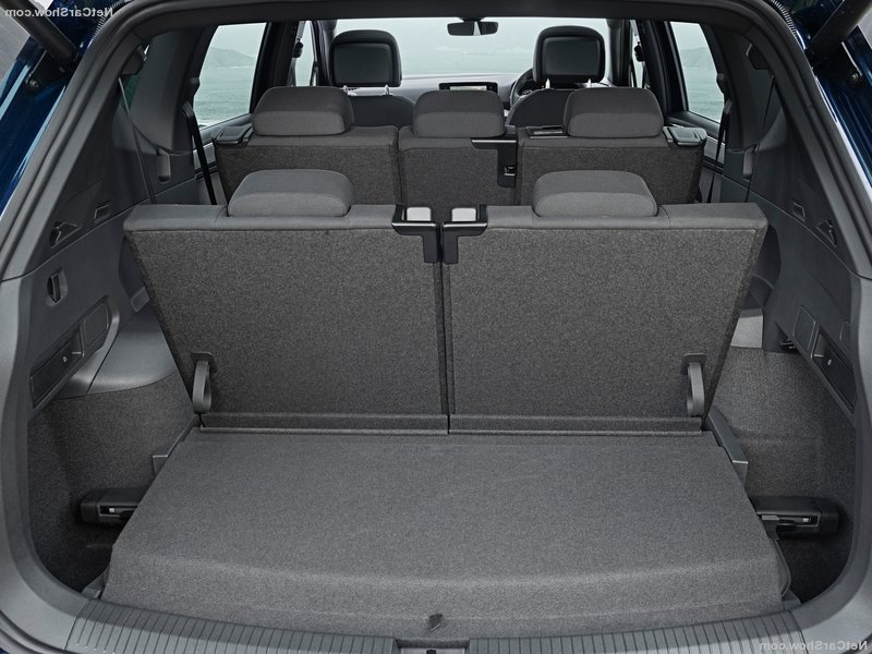 SEAT Tarraco boot space